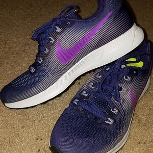 Purple Nike Women's shoes